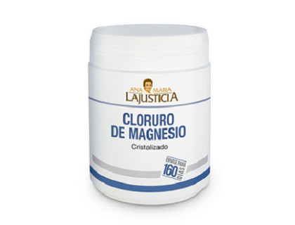 Cloruro de magnesio cristalizado Lajusticia 400 g