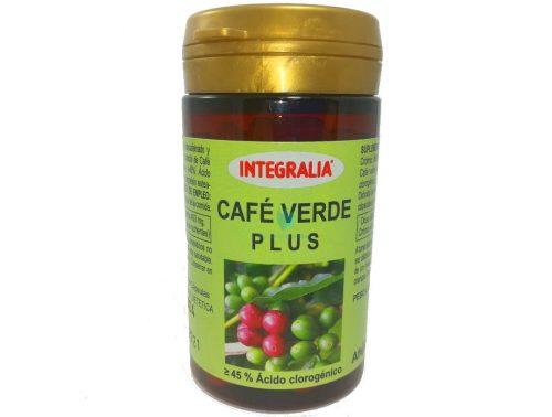 Café verde plus Integralia 60 cápsulas