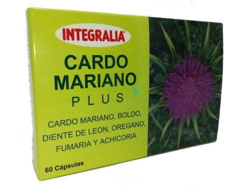 cardo mariano plus integralia 60 cápsulas