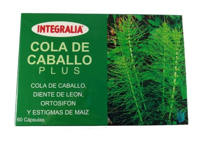 Cola de Caballo Plus Integralia60 cápsulas