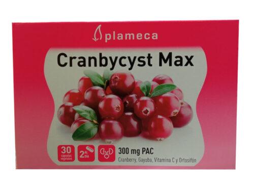 Cranbycyst plameca 30 cápsulas