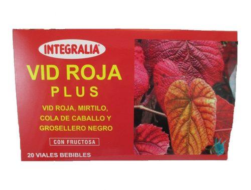 Vid roja plus Integralia20 viales