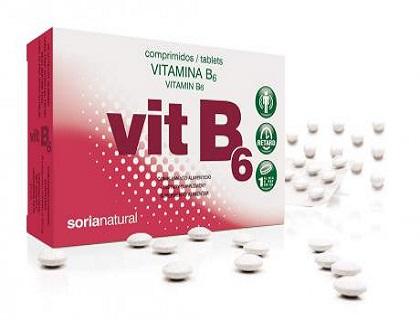 vitamina B6 soria