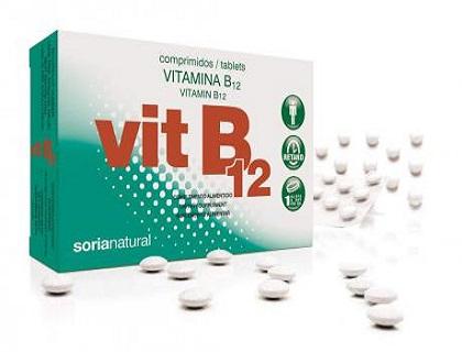 vitamina B12 soria