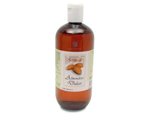 aceite de almendras plantapol 500 ml