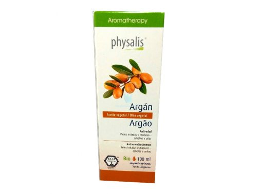 aceite de argán physalis
