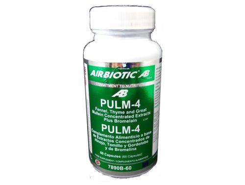 Respiración Pulm-4 Airbiotic 60 cápsulas