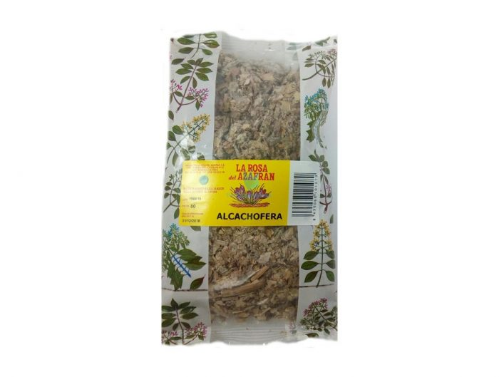 alcachofa bolsa planta