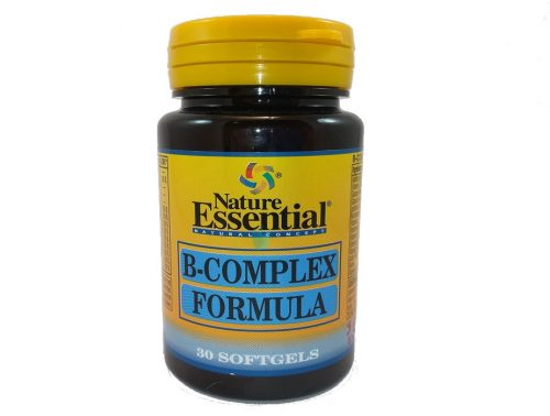 vitaminas B complex nature essential
