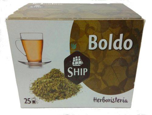 boldo infusión ship