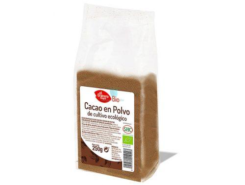 cacao en polvo bio el granero