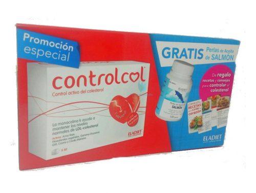 colesterol controlcol promo