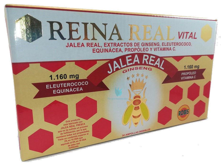 propiedades del ginseng jalea real