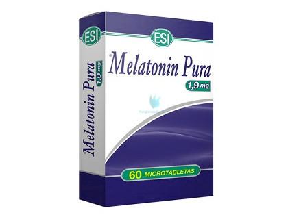 dormir melatonina pura esi