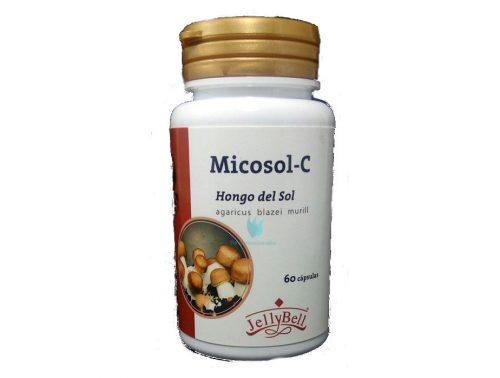 hongo del sol micosol c