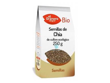 semillas de chía 250 g el granero
