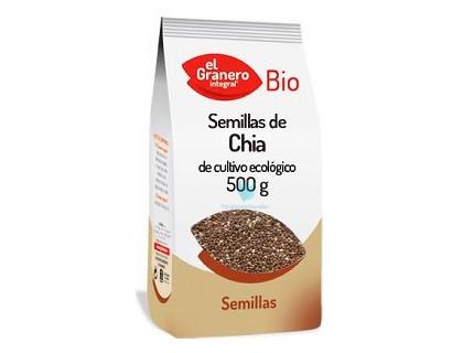 semillas de chía 500 g el granero