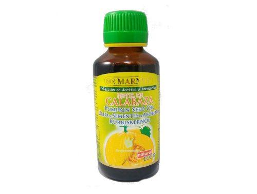 calabaza aceite de pepitas marnys