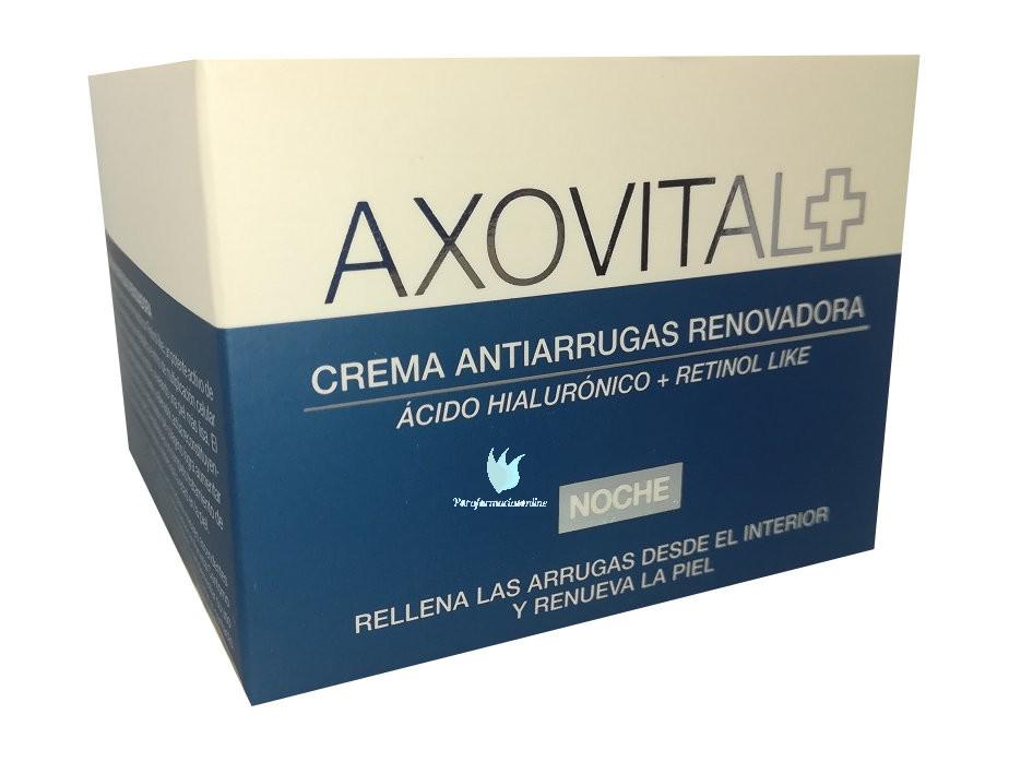 4c3fe988d Crema Antiarrugas Renovadora de Noche Axovital 50 ml ...