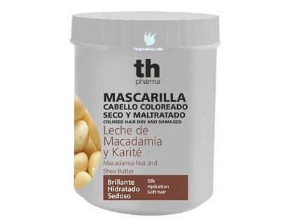 mascarilla macadamia y karité th