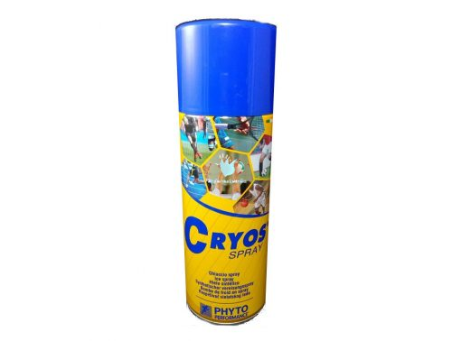 spray de frío cryos