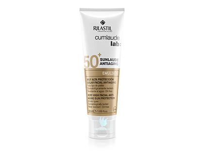 Protector solar Facial Antiedad Spf 50