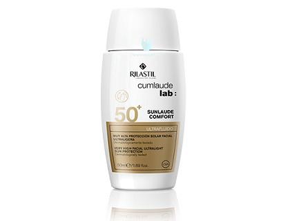 Protector solar facial sunlaude confort spf 50
