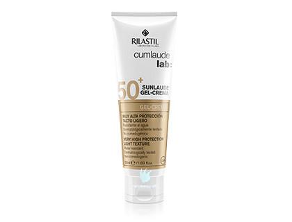 Protector solar Facial Gel Crema Sunlaude Spf 50