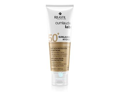 Protector solar Crema Facial Hidratante Spf 50