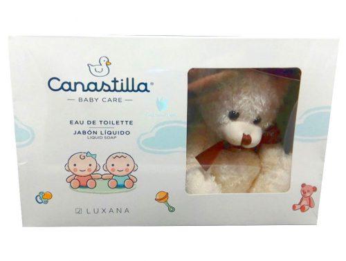 Canastilla para Bebé Luxana