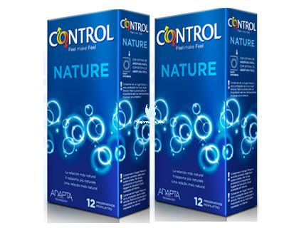 preservativos Control Nature