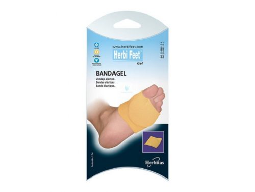 Vendaje elástico Bandagel Herbi feet