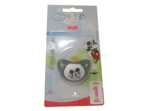 Chupete de Latex Nuk 0 - 6 meses Mickey