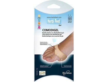 Almohadilla de gel Comodigel Herbi feet 2 unidades