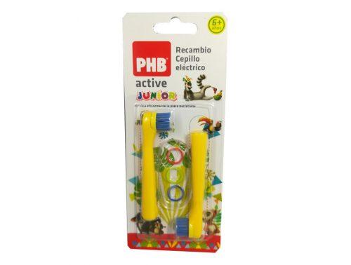 Recambios de cepillo eléctrico Infantil PHB