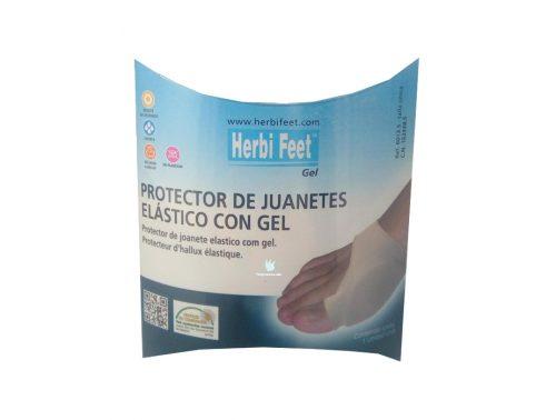 Protector de Juanetes elástico con gel Herbi feet