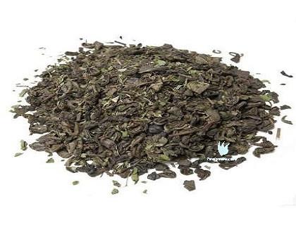té verde chocolate y menta