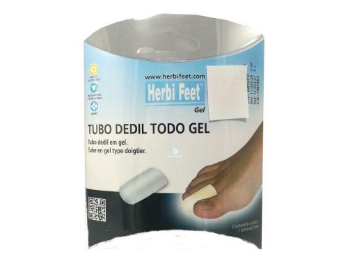 Tubo Dedil Todo Gel Herbi Feet