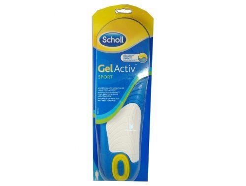 Plantillas Dr. Scholl para hombre Sport Gel Activ 1 par