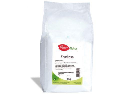 Fructosa El Granero 1 kg