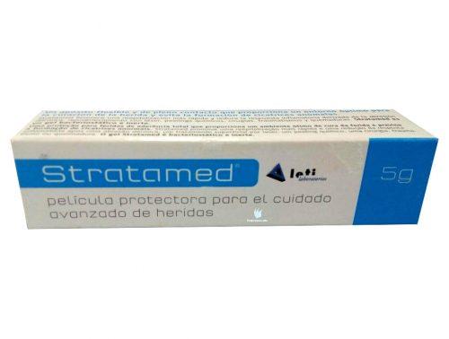 Stratamed película protectora para heridas Leti 5 g