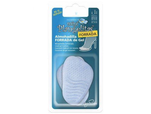 Almohadillas Mini Plangelitas forradas Herbi Feet