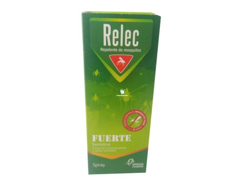 Spray Antimosquitos Relec Fuerte 75 ml