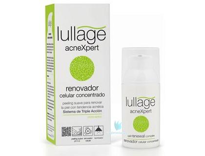 Renovador Celular concentrado Lullage acneXpert 30 ml