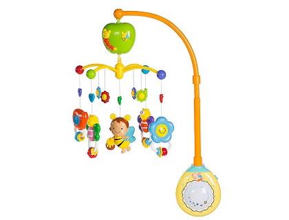 Carrusel infantil manzana automático programable