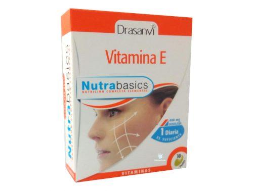 Vitamina E Drasanvi 30 perlas