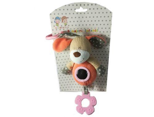 Muñeco Mordedor perro para cochecito