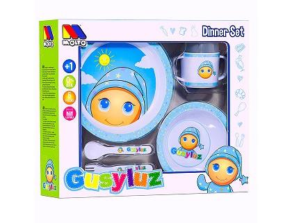 Vajilla Gusiluz 5 piezas MOLTO