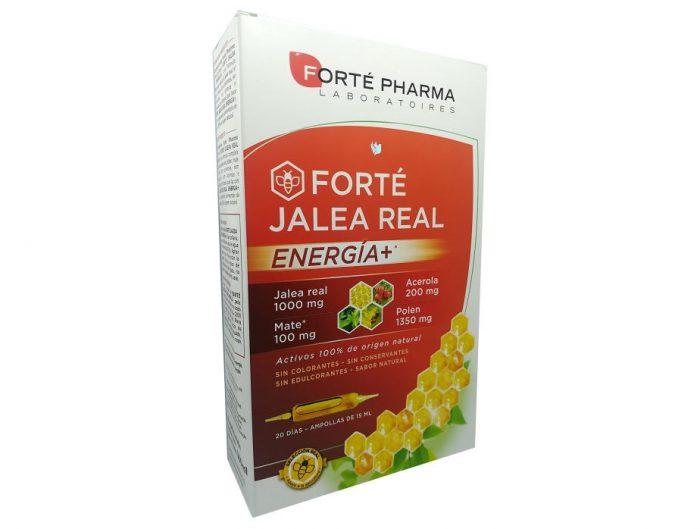 Jalea Real Energía + Forté Forte Pharma 20 ampollas