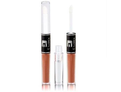 Lip Gloss Duo Permanente Elisabeth Llorca + aloe vera nº 1